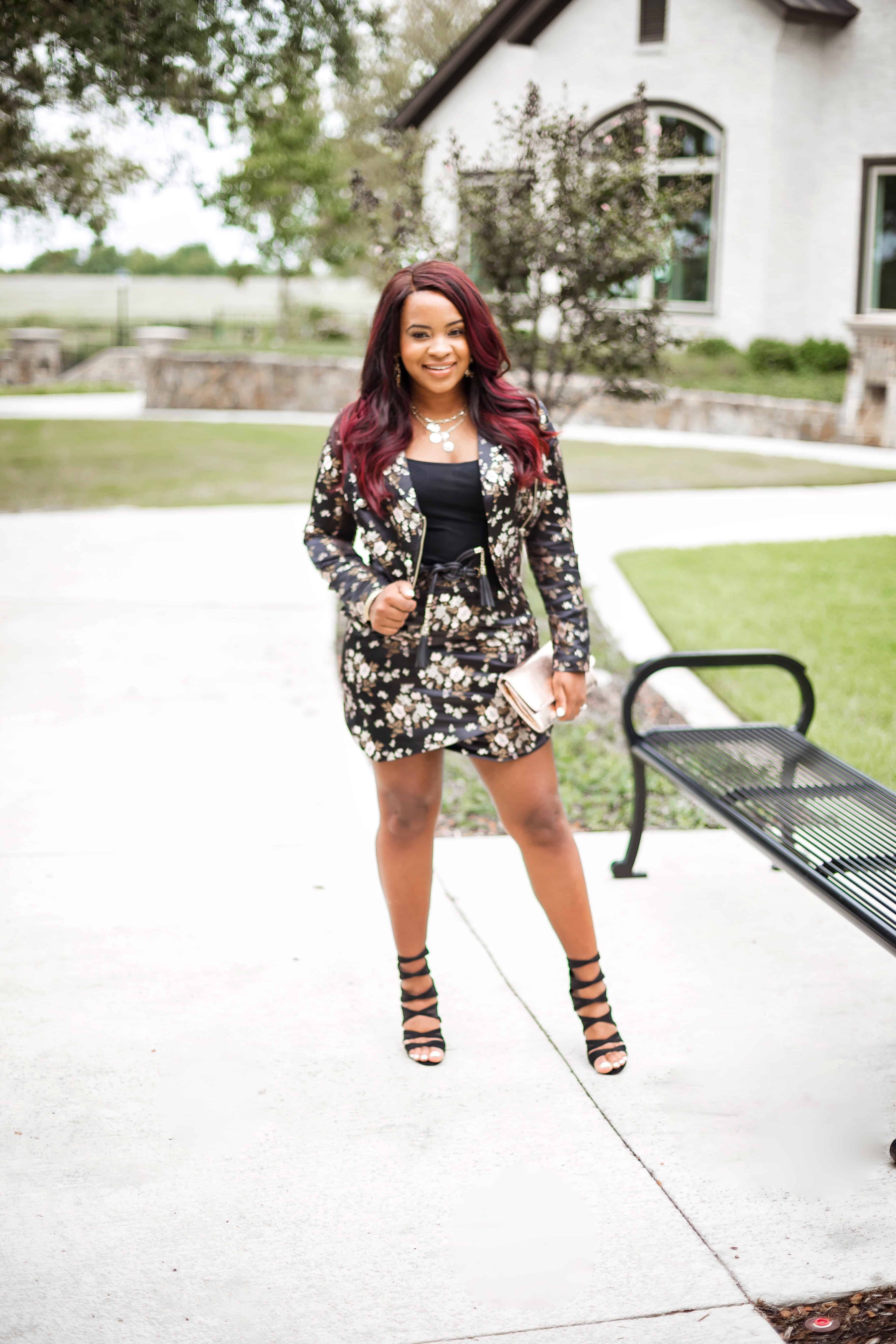Bookmark this post ASAP! See how Dallas Lifestyle Blogger Glamorous Versatility is sharing her tips to elevating her outfit just in time for date night with your spouse.
