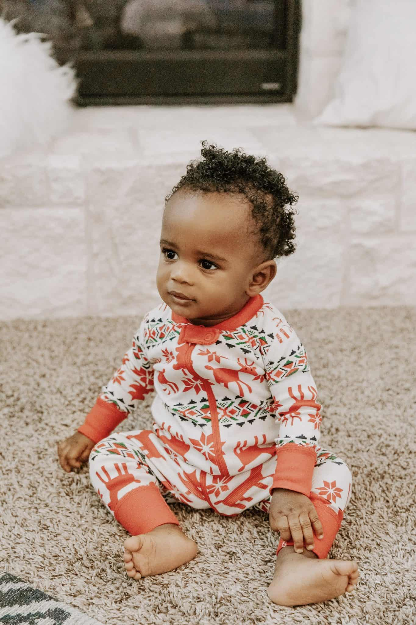 Matching Family Christmas Pajamas Glamorous Versatility
