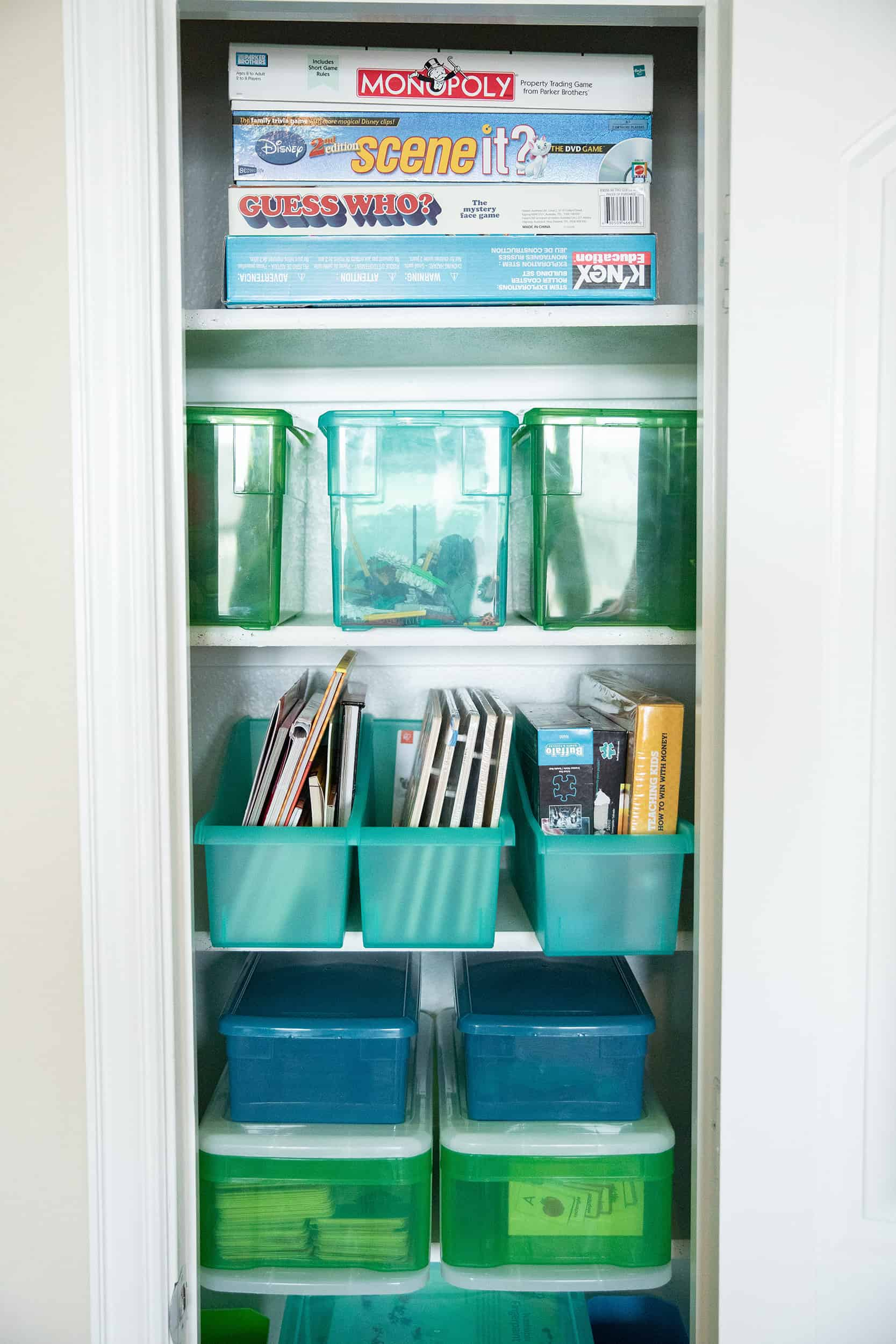 Toy Closet Organization Tips Under $100 featured by top US lifestyle blog, Glamorous Versatility