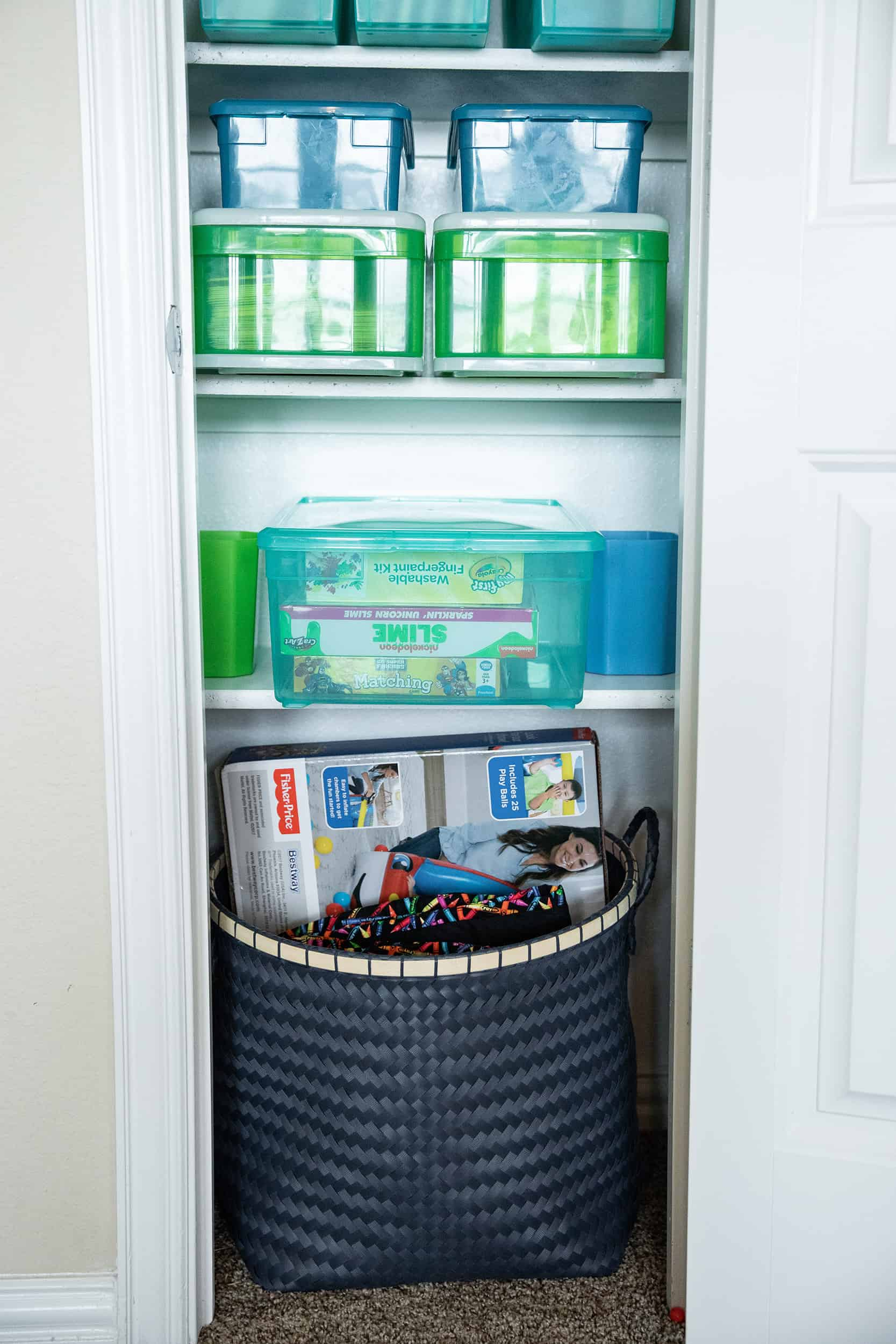Toy Closet Organization Tips Under 100 Featured By Top Us Lifestyle Blog Glamorous Versatility