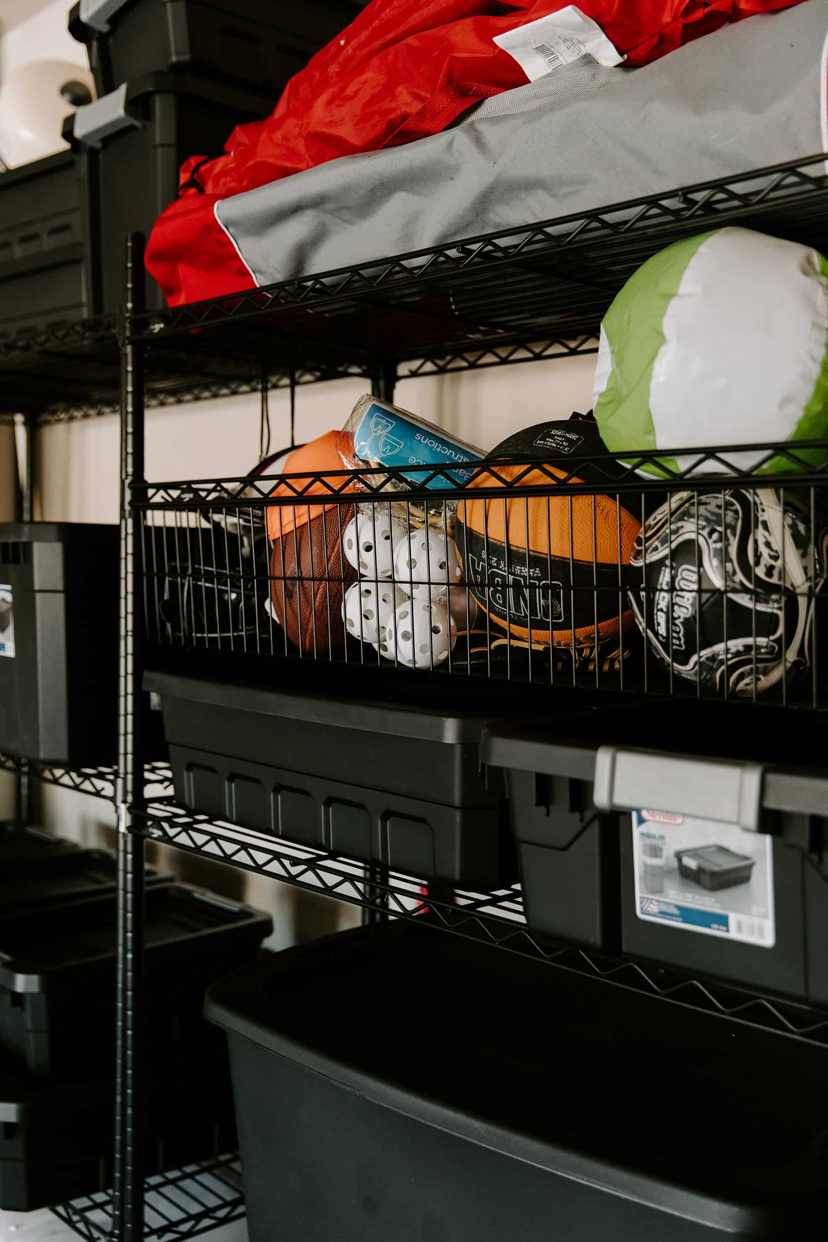 How to Organize a Garage: Top 6 Tips featured by top US life and style blog, Glamorous Versatility