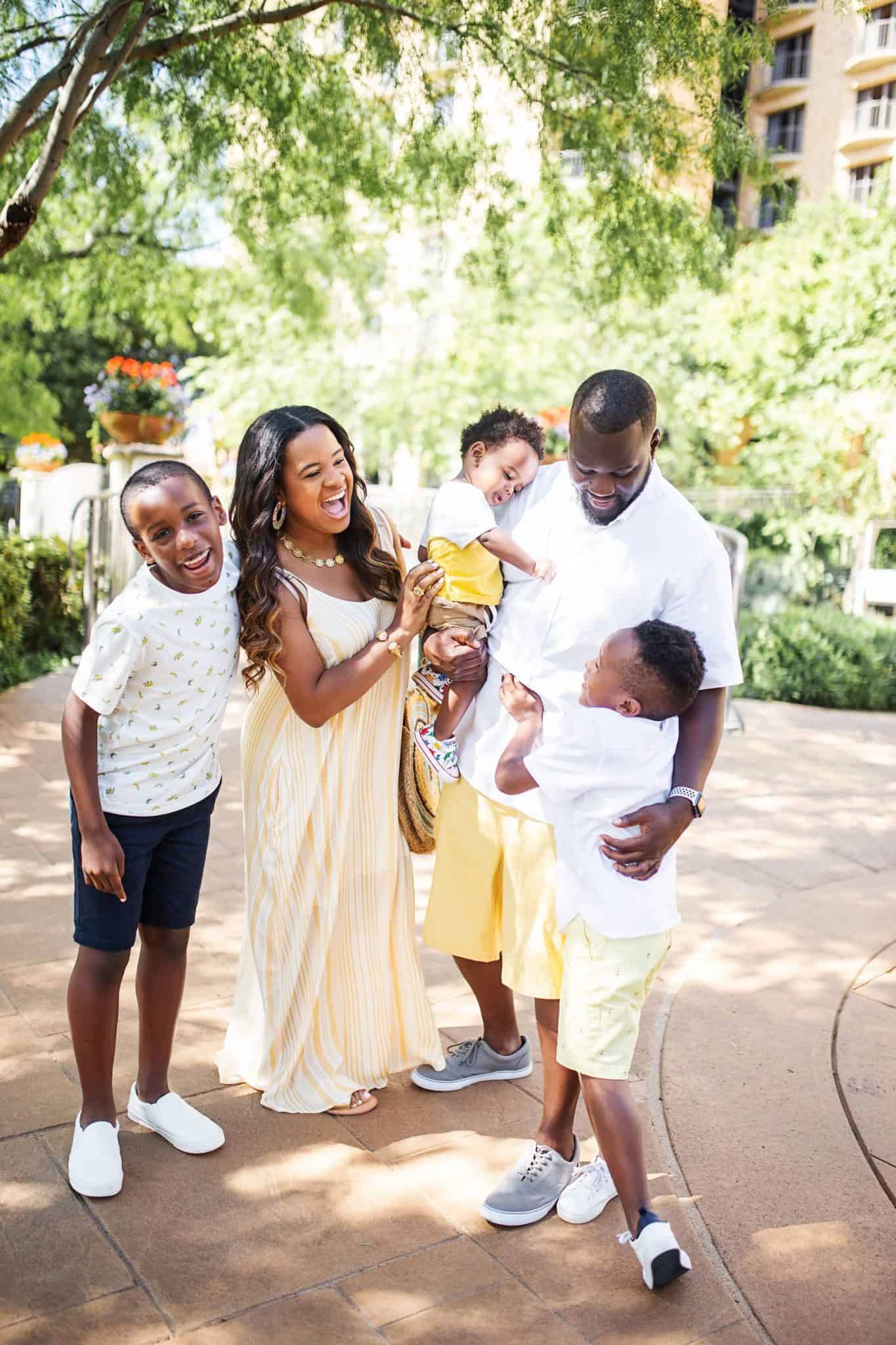 How To Plan A Family Staycation featured by top US lifestyle blog, Glamorous Versatility