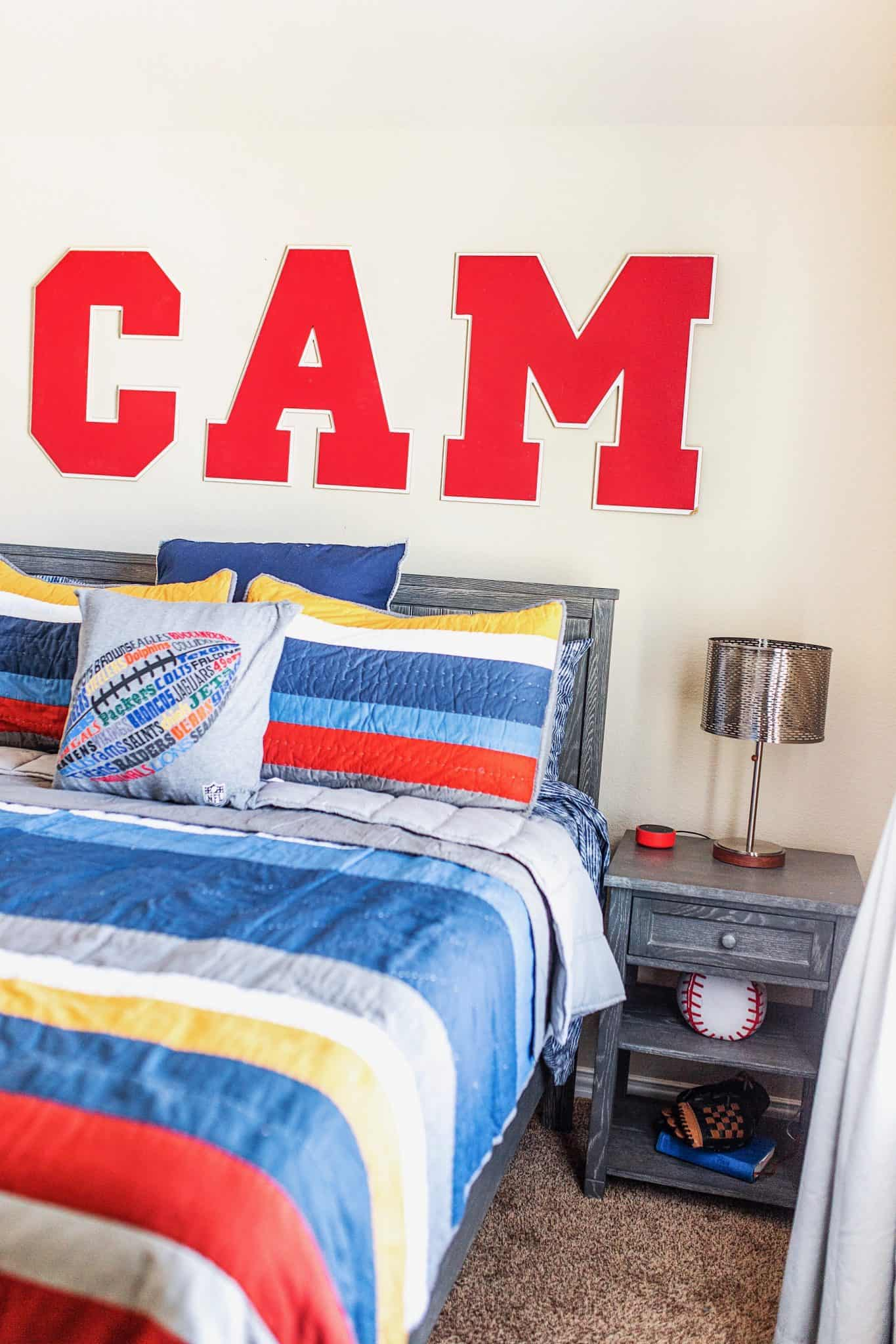 Teen Bedroom Makeover With Pottery Barn Glamorous Versatility