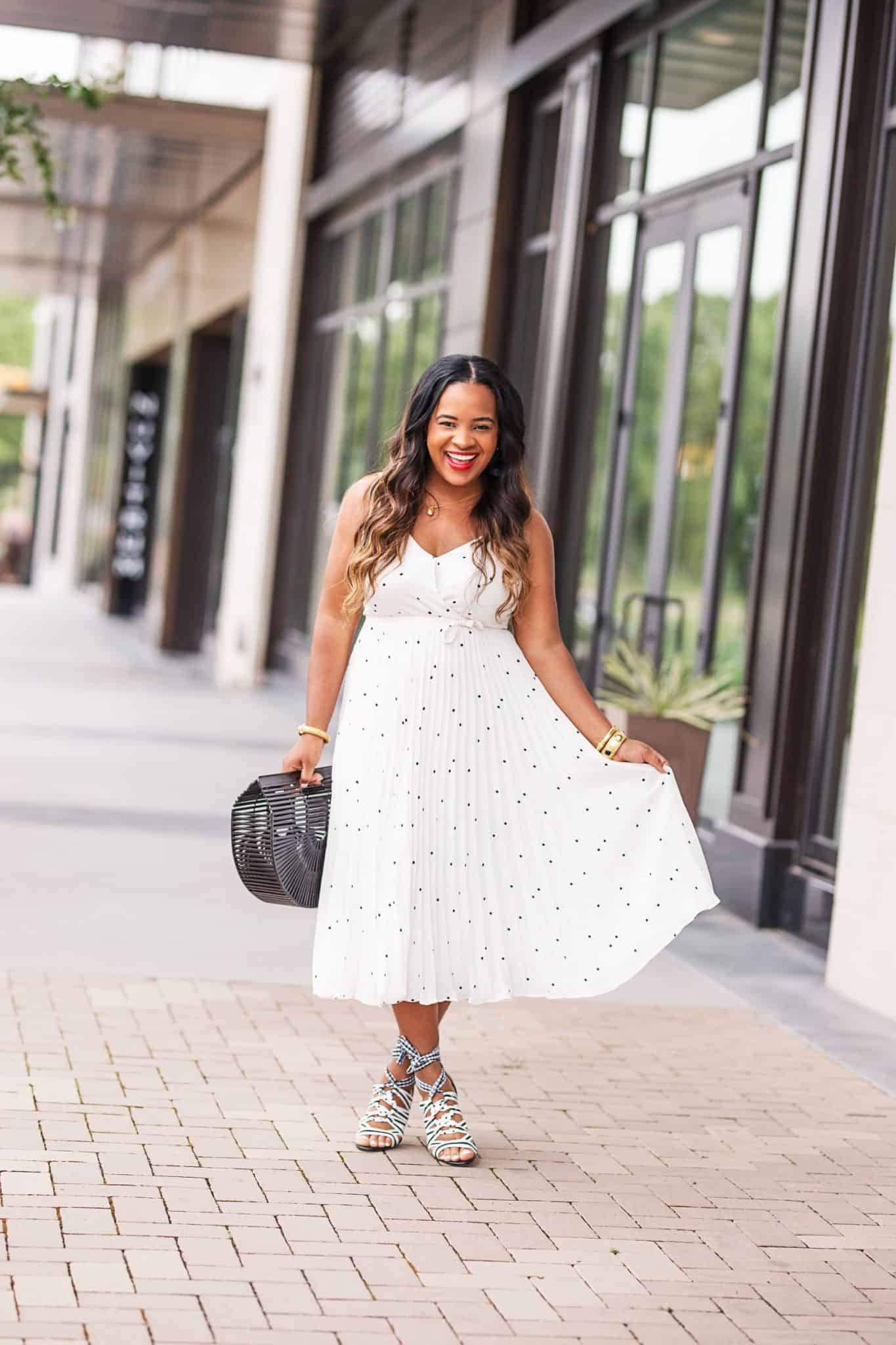 Top 10 dress styles to own featured by top US fashion blog, Glamorous Versatility