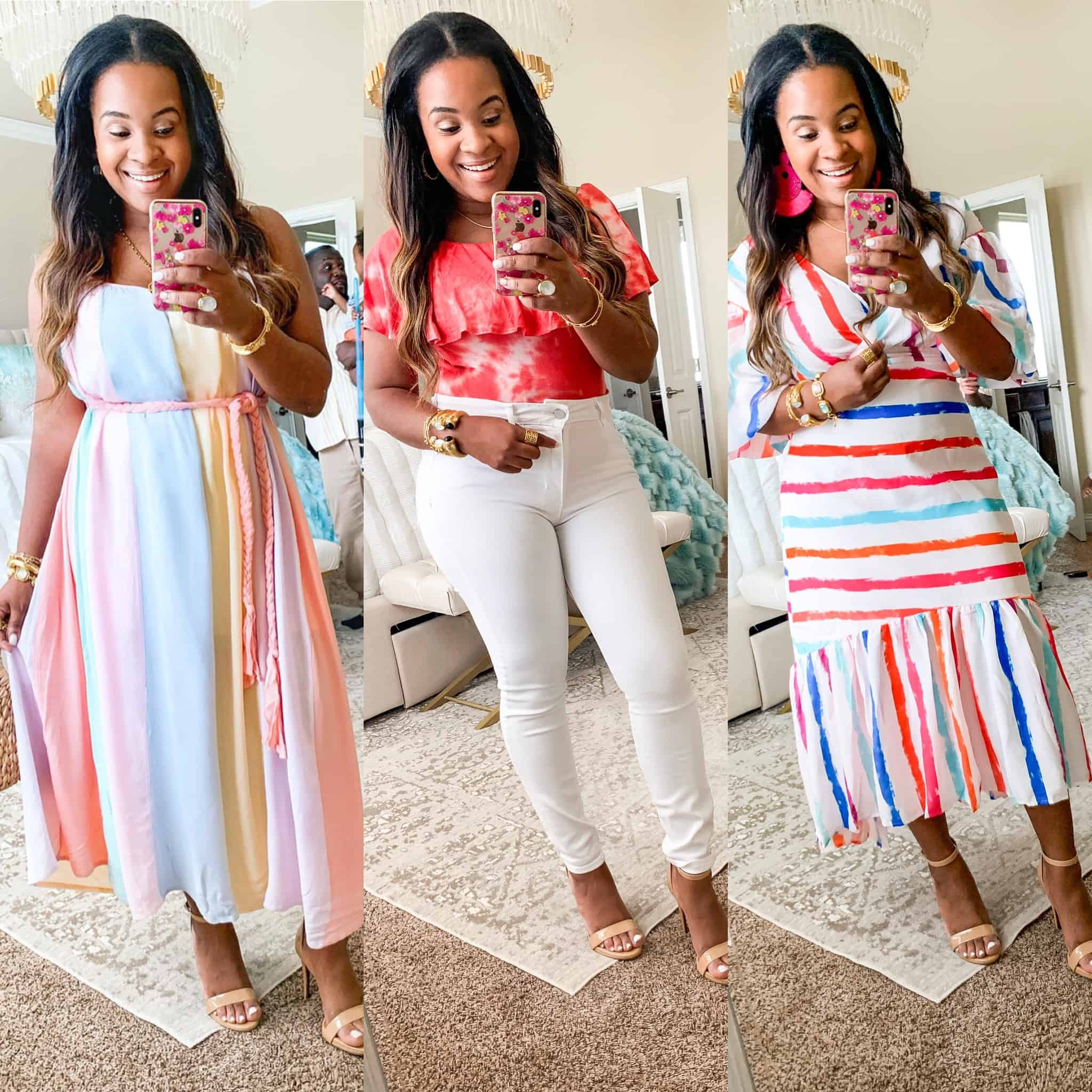 Red Dress Boutique summer favorites featured by top US fashion blog, Glamorous Versatility