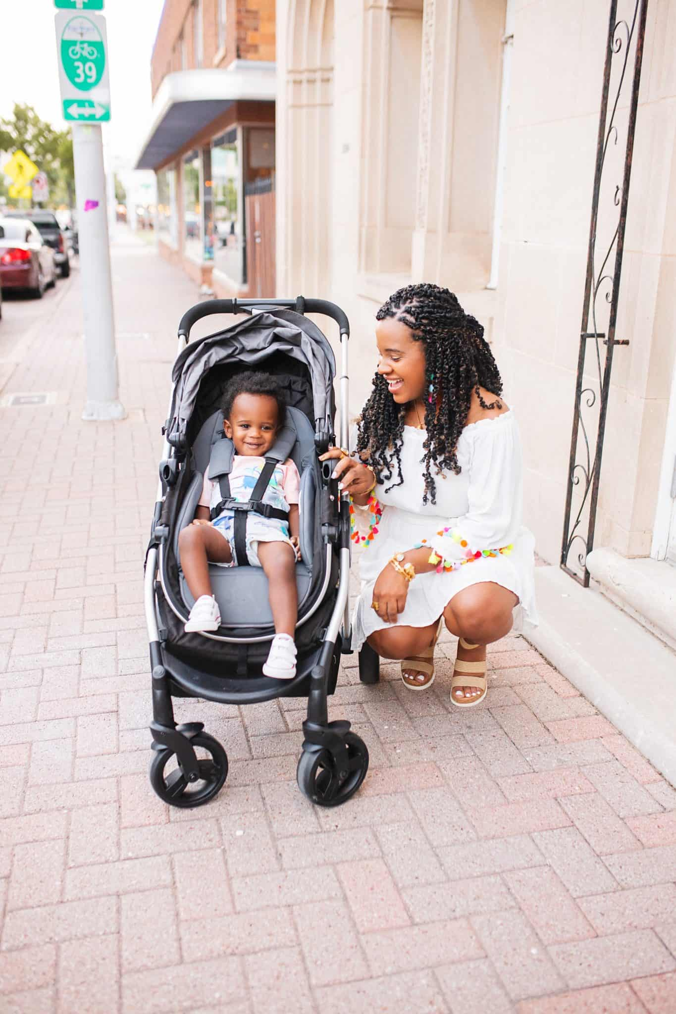 Travel Essentials for Babies featured by top US life and style blog, Glamorous Versatility