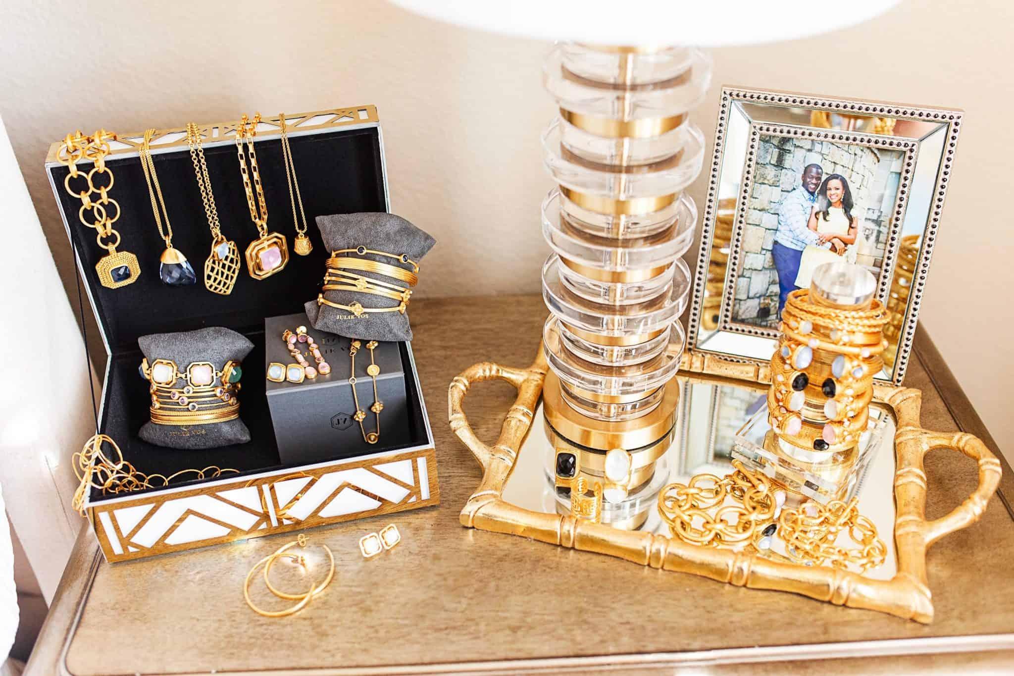 Julie Vos Sample Sale favorites featured by top US fashion blog, Glamorous Versatility