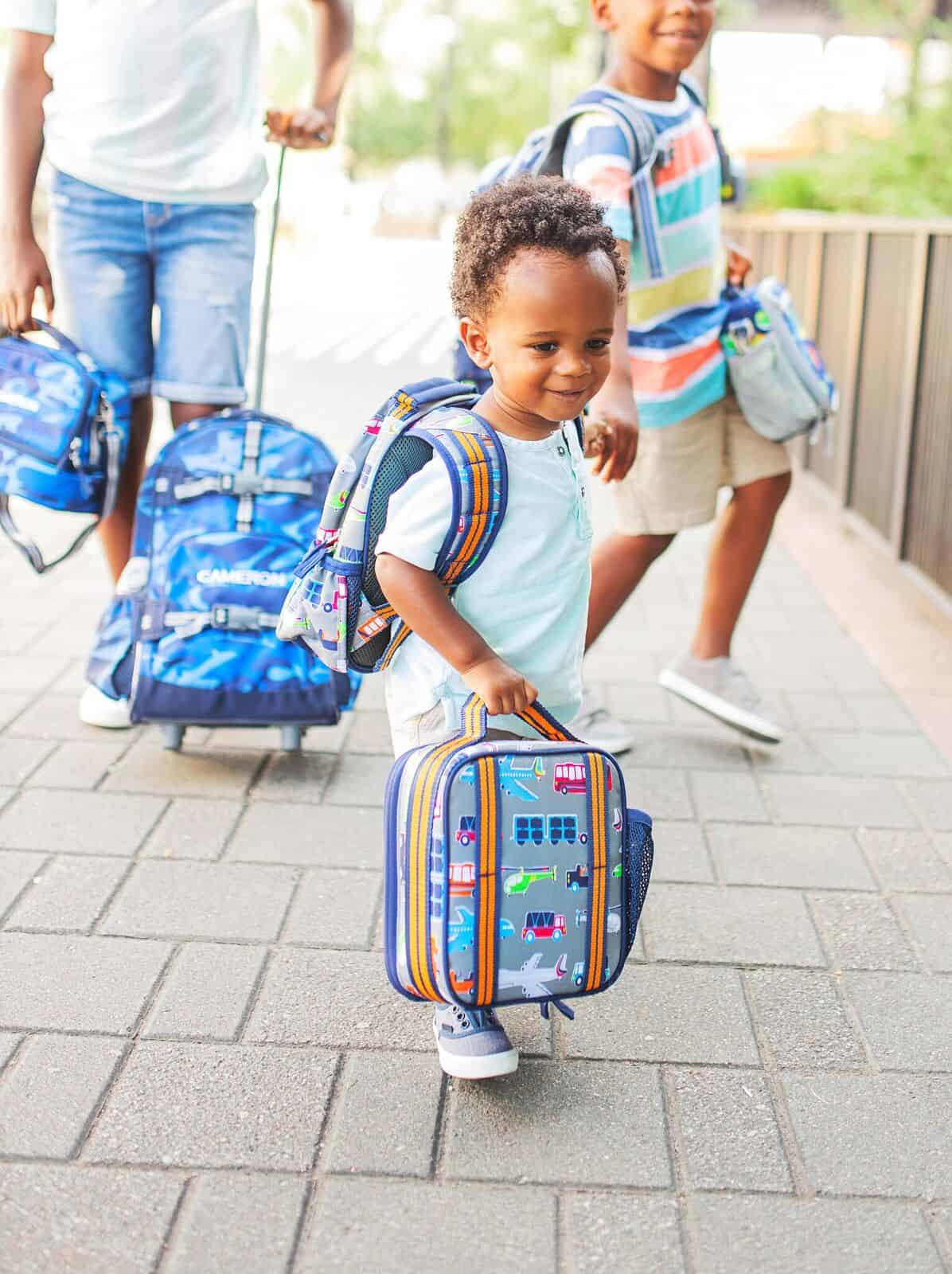 Pottery Barn Kids Back to School Essentials featured by top US life and style blog, Glamorous Versatility