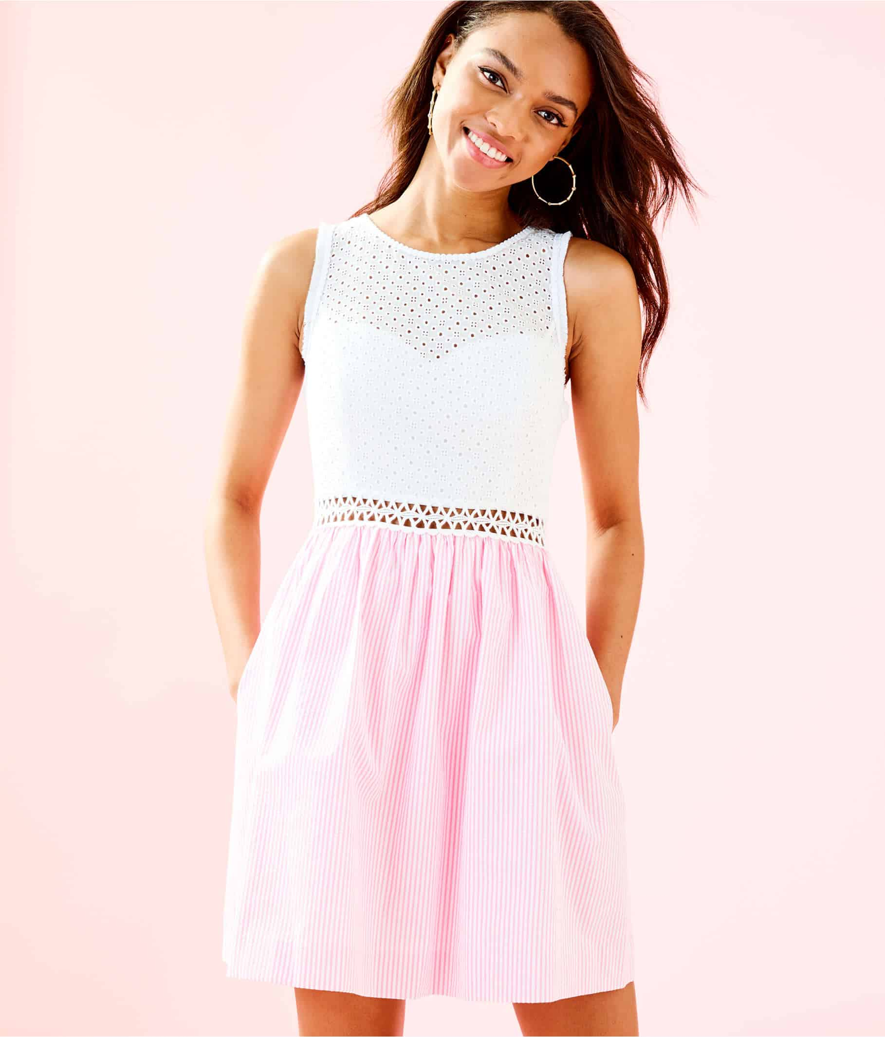 Lilly Pulitzer After Party Sale favorites featured by top US fashion blog, Glamorous Versatility: iamge of Alivia Dress