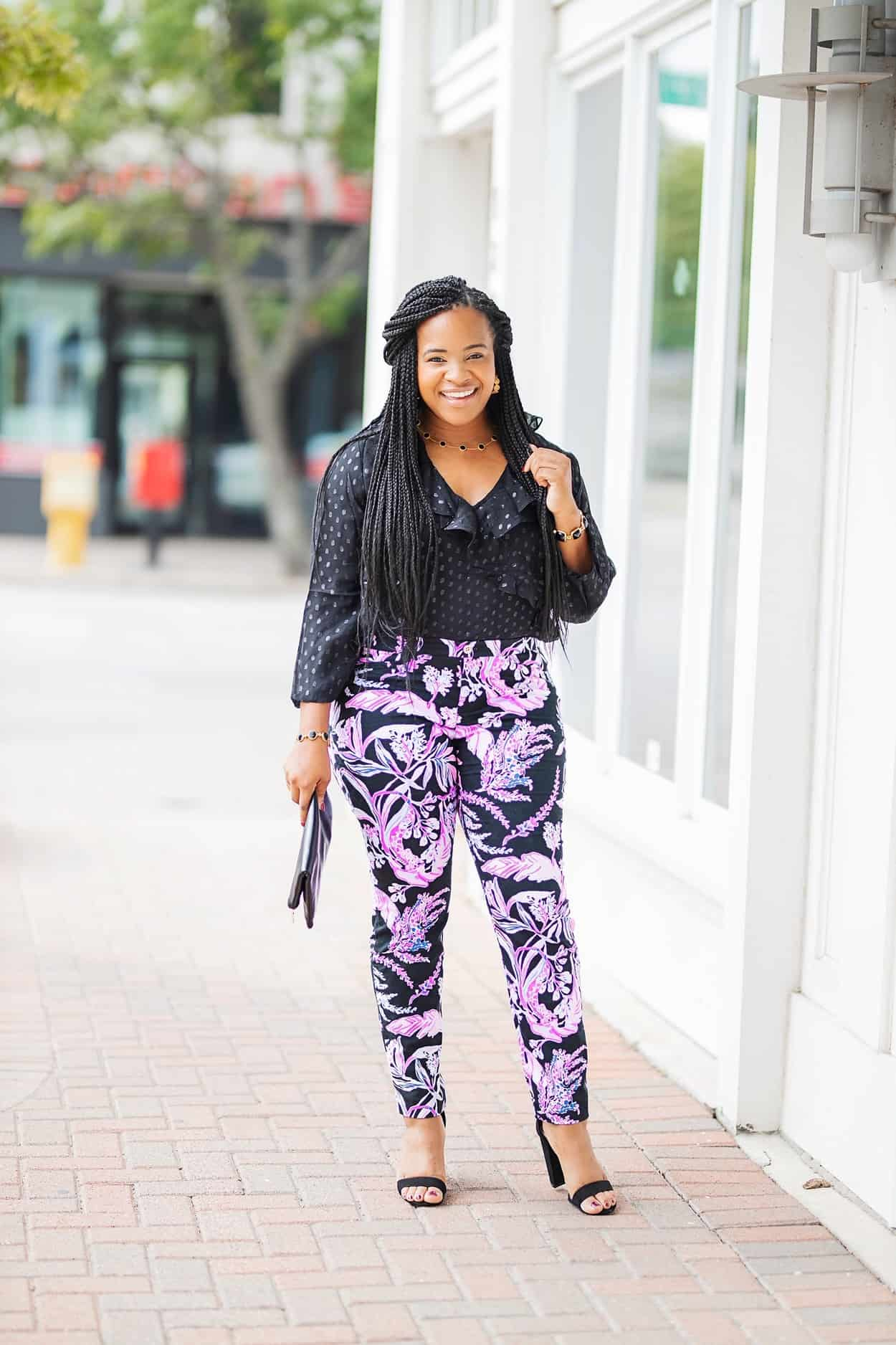 Lilly Pulitzer Fall Favorites featured by top US fashion blog, Glamorous Versatility